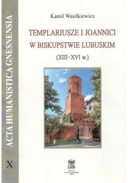 Templariusze i Joannici w biskupstwie Lubuskim