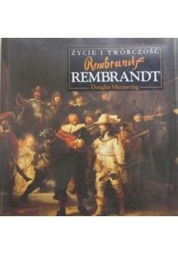 Życie i twórczość Rembrandt