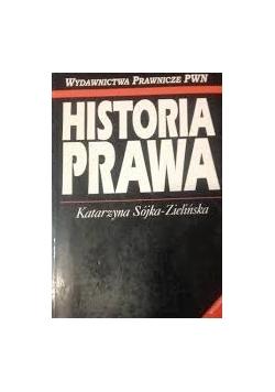 Historia prawa