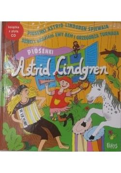 Piosenki Astrid Lindgren,brak płyty CD