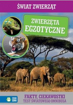 Świat Zwierząt. Zwierzęta Egzotyczne