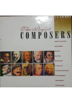 The Perfect Composers, 10 CD