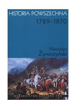 Historia powszechna 1789 - 1870