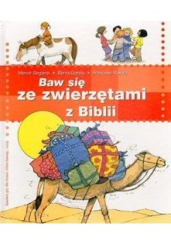 Baw się ze zwierzętami z Biblii