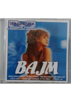 The magic musicians wykonuje utwory z repertuaru zespołu Bajm, płyta CD