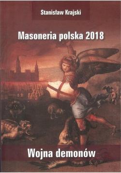 Masoneria polska 2018 Wojna demonów