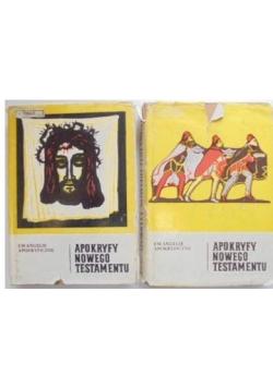 Apokryfy Nowego Testamentu, Ewangelie apokryficzne tom I*/**