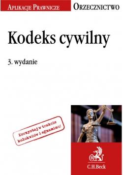 Kodeks cywilny Orzecznictwo Aplikanta
