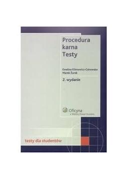 Procedura karna