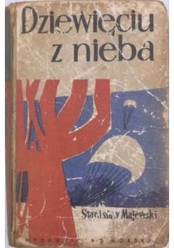 Majewski Stanisław - Dziewięciu z nieba
