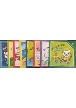 Kicia kocia, 8 książek