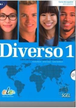 Diverso 1 podręcznik + ćwiczenia + CD
