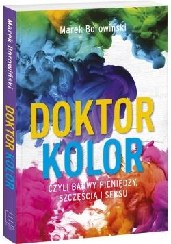 Doktor kolor czyli barwy pieniędzy...