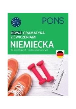 Nowa gramatyka z ćwiczeniami. Niemiecki PONS