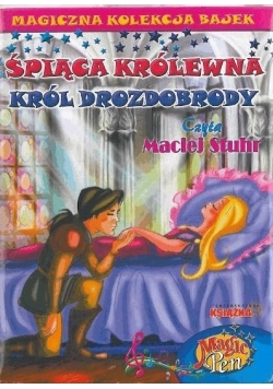 Magiczna Kolekcja Bajek T.22 Śpiąca../Król..+ CD