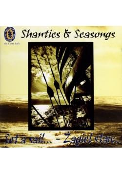 Shanties i Seasongs, CD