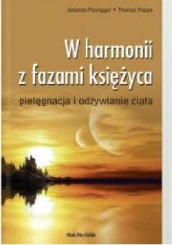 W harmonii z fazami księżyca