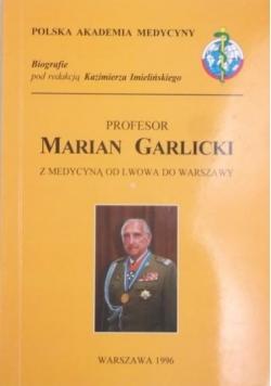 Profesor Marian Garlicki