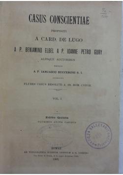 Casus conscientiae, 1903 r.