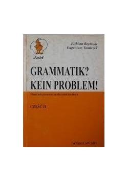 Grammatik? Kein Problem!, Część II
