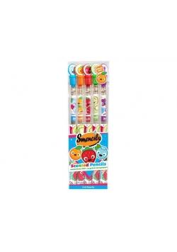 Pachnące eko ołówki - Smencils 5 kolorów