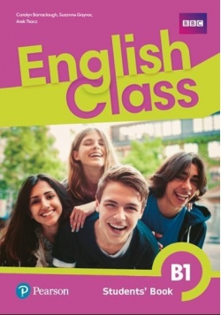 English Class B1 SB PEARSON