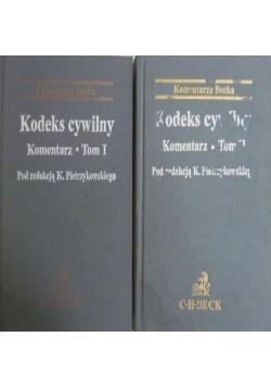 Kodeks cywilny. Komentarz, Tom I - II