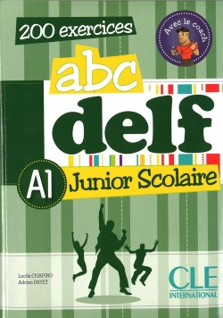 ABC DELF A1 junior scolaire książka + CD
