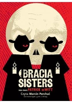 Bracia Sisters Audiobook CZARNE