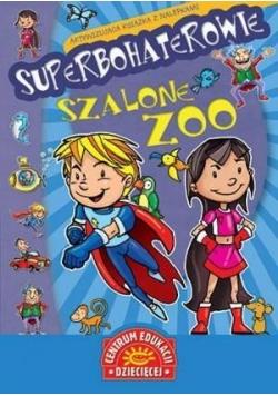 Superbohaterowie - Szalone zoo