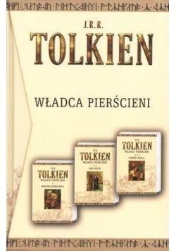 Władca Pierścieni t.1-3 - J.R.R. Tolkien w.2010