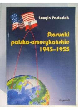 Stosunki polsko – amerykańskie 1945 – 1955