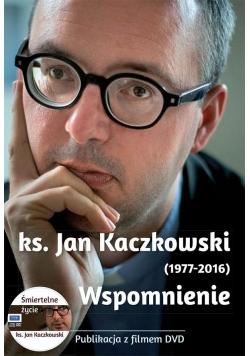 Ks. Jan Kaczkowski. Wspomnienie. Książeczka z DVD