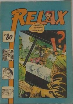 Relax magazyn opowieści rysunkowych
