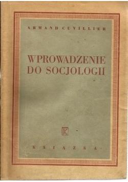 Wprowadzenie do socjologii, 1947 r.