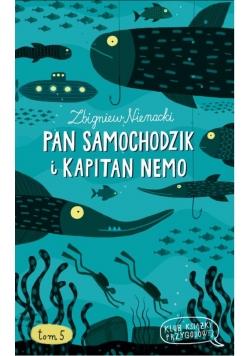 Pan Samochodzik i Kapitan Nemo Tom 5