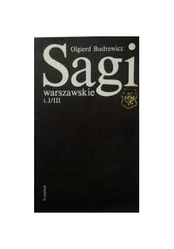 Sagi warszawskiej t.I/III