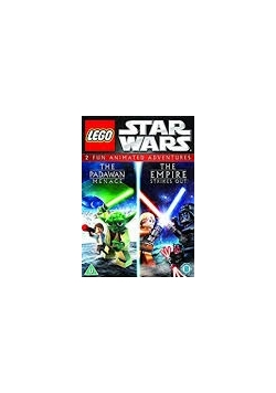 Lego Star Wars The Padawan menace & The Empire Strikes Out, DVD