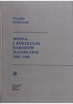 Wojna i rewolucja narodów Jugosławii 1941 - 1945