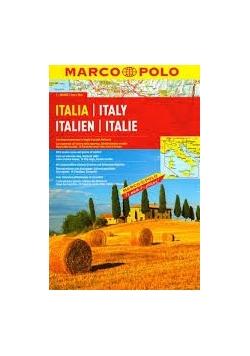 Włochy mapa 1:800 000 Marco Polo, mapa samochodowa