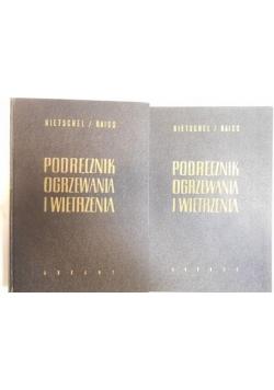 Podręcznik ogrzewania i wietrzenia, Cz. I-III