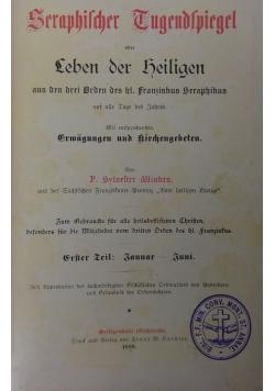Seraphischer Eugendspiegel, 1889 r.