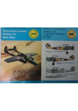 Samolot towarzyszący Lublin R-XIII/Nocny samolot mysliwski Northrop P-61