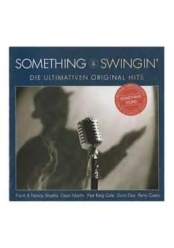 Something swingin' CD
