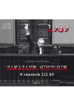 Zakazane historie W czasach III RP audiobook