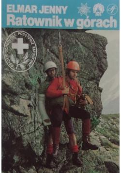 Ratownik w górach