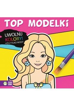 Uwolnij kolory. Top Modelki