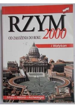 Rzym od założenia do roku 2000