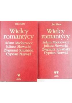 Wielcy romantycy, Tom I-II