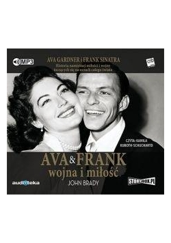 Ava i Frank: wojna i miłość audiobook